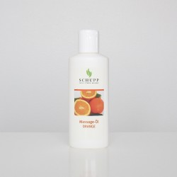 Massage oil Orange, Schupp
