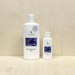 Massage-lotion Q10, Schupp